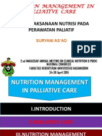 MAMCN Suryani Nutrition Palliative Care