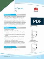 HUAWEI Outdoor Power System TP48120A-HD09A1 Datasheet