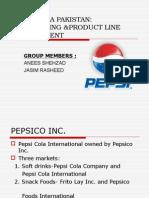 36914451 Pepsicola in Pakistan Case