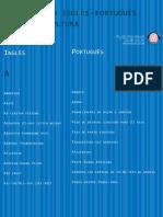 Dicionário Inglês-Português de Suinocultura