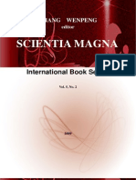 SCIENTIA MAGNA, book series, Vol. 5, No. 2