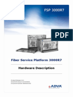 FSP 3000R7 R13.3 Hardware Description IssA