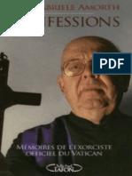 Confessions - Gabriele Amorth