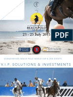 ZEN Events & Scandinavian Beach Polo World Cup - V.I.P. & Investments ENG