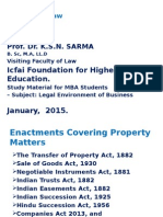 Property Law T.P. Act.