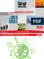 Monsson Group - Services