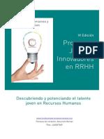 VI Ed Programa Jóvenes Innovadores 2015 [Modo de Compatibilidad]
