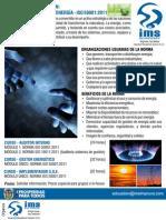 Curso ISO50001 IMS