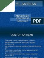 Model Antrian1