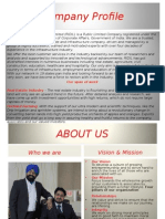 All About Rich Infra Developers India Limited