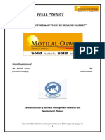 Copy of Anil Derivatives Projets