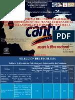 Presentación Del Proyecto de La CANTV