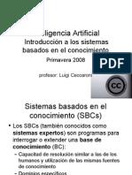 4a Introduccion a Los Sistemas Basados en El Conocimiento (Es)(1)
