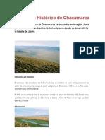 Santuario Histórico de Chacamarca