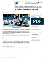 10 Best Games for ESL Teachers Abroad _ GoOverseas