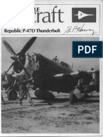 007 - Profile Publications - Aircraft Profile - Republic P-47D Thunderbolt