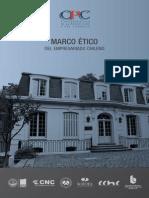 Marco Etico Del Empresariado Chileno Documento Cpc