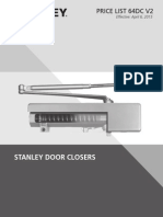 Stanley Door Closers- 2015 v2