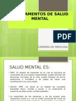 Fundamentos de Salud Mental