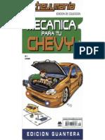 Chevymania edición de coleccion