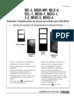 Arquitetura Mxl, Portas Etc