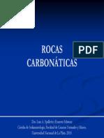 Rocas Carbonáticas
