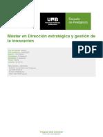 Master en Direccion