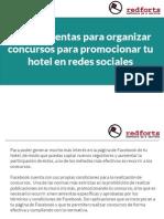 4 herramientas para organizar concursos para promocionar tu hotel en redes sociales
