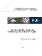 Tcc Facci Funcesi 2007
