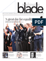 Washingtonblade.com, Volume 46, Issue 18, May 1, 2015
