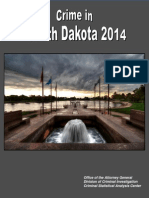 2014 Crime in South Dakota