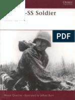 Osprey Waffen-SS Soldier - 1940-45