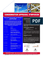 2015 WCAI Condemnation Appraisal Symposium (June 3, 2015)