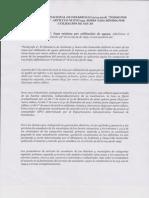 Proposición - Plan Nacional de Desarrollo