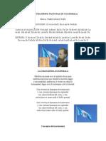 Partitura Himno Nacional de Guatemala