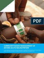 Community Based Management of Severe Acute Malnutrition (1)