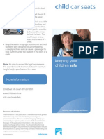 child car seats - english
