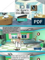 Dr. Bones Discoveries