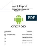 AndroidOS Report