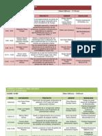 Programacion Jornada Academica - 4 de Mayo