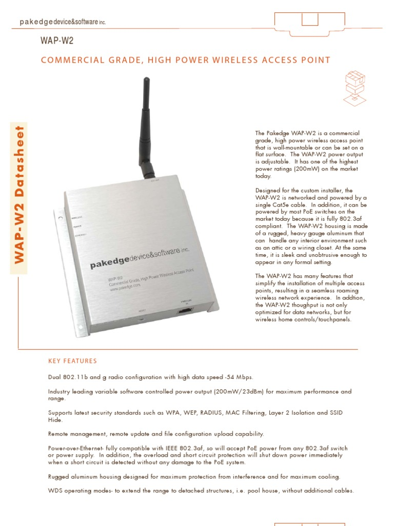 Pakedgedevicesoftware Inc Ieee 80211 Wireless Access Point Supply Circuit Additionally Variable Power Diagram In