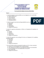 Examen Del Taller de Endocrino