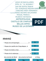 Proyecto2 Museos Power Point