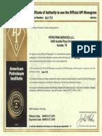 API 6A Petrotrim