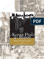 Kerner Plus 40 Report