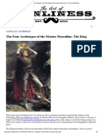 The King Archetype_ the 4 Archetypes of the Mature Masculine _ the Art of Manliness