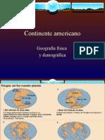 Geologia de America