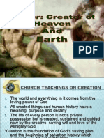 Finals 2.Creator of Heaven and Earth
