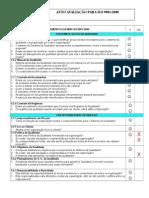 Auto Avaliação ISO 9001