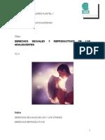 Derechos Sexuales y Reproductivos de Los Adolescentes (1)